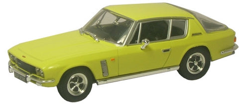 Oxford Diecast Primrose Jensen Interceptor Series II - 1:43 Scale