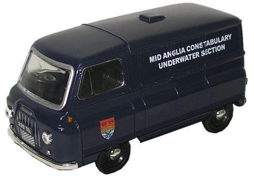 Oxford Diecast Mid Anglia Police - 1:43 Scale