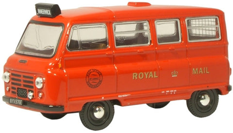 Oxford Diecast Royal Mail Postbus - 1:43 Scale