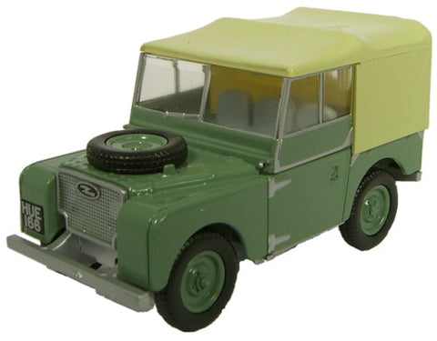 Oxford Diecast Series 1 Land Rover 80 Inch - 1:43 Scale