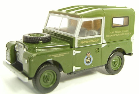 Oxford Diecast Series 1 Land Rover 88 inch - 1:43 Scale