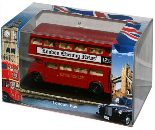 Oxford Diecast London Bus - Gift - 1:76 Scale