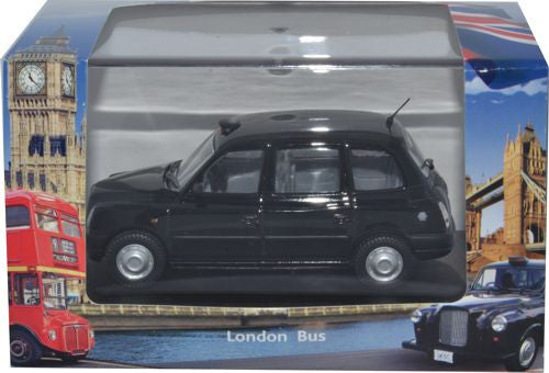 Oxford Diecast London Taxi - 1:43 Scale