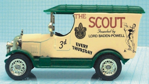 Oxford Diecast Scout