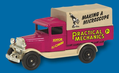 Oxford Diecast Practical Mechanic