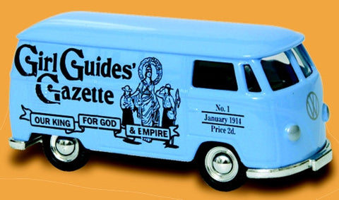 Oxford Diecast Girl Guides Gazette