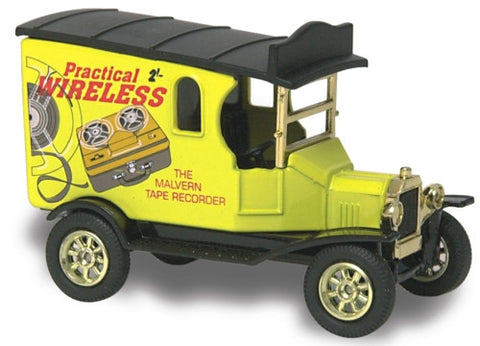 Oxford Diecast Practical Wireless