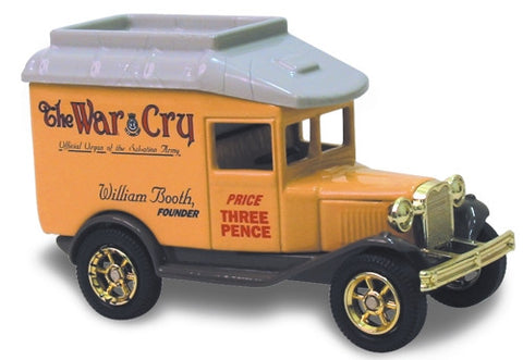 Oxford Diecast War Cry