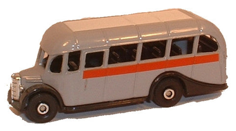 Oxford Diecast Malta BUS Grey