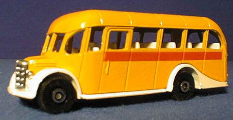 Oxford Diecast Malta Bus Yellow