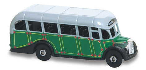 Oxford Diecast Malta BUS Green