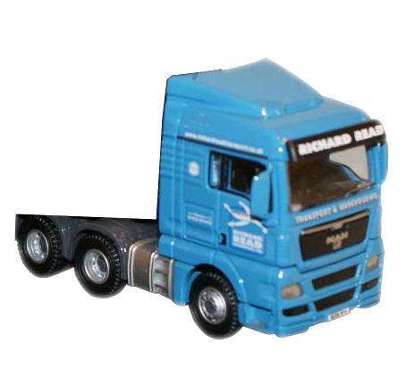 Oxford Diecast Richard Read Cab - 1:76 Scale