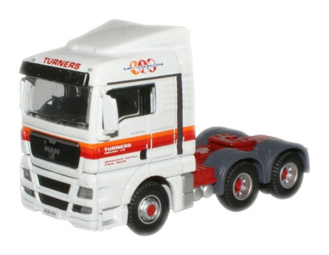 Oxford Diecast Turners of Soham Cab MAN - 1:76 Scale