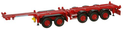Oxford Diecast W H Malcolm Trailer - 1:76 Scale