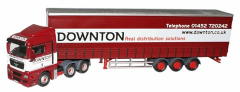 Oxford Diecast Downton MAN TGX - 1:76 Scale