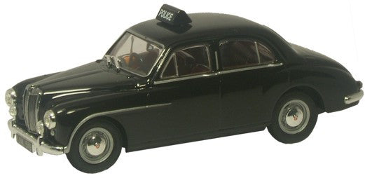 Oxford Diecast Northumberland County Constab. MGZA Magnette - 1:43 Sca