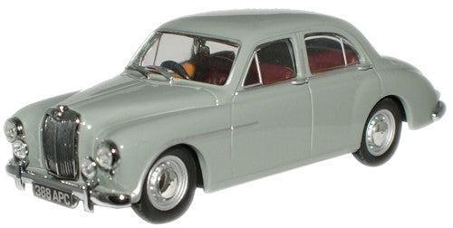 Oxford Diecast Birch Grey MGZA Magnette - 1:43 Scale