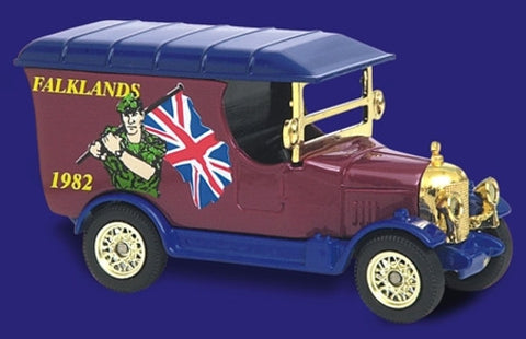 Oxford Diecast Falklands