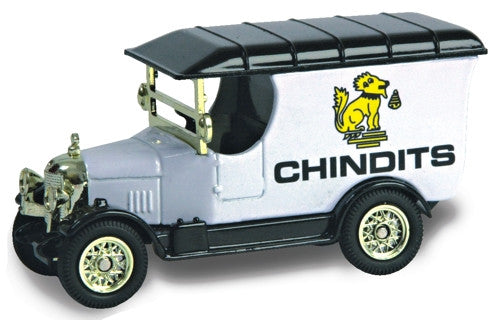 Oxford Diecast The Chindits