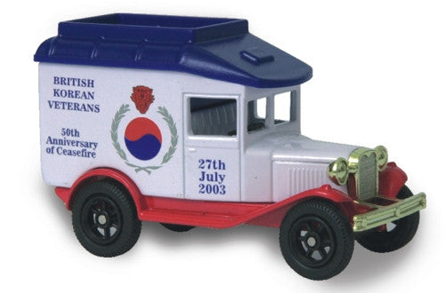 Oxford Diecast Korean War