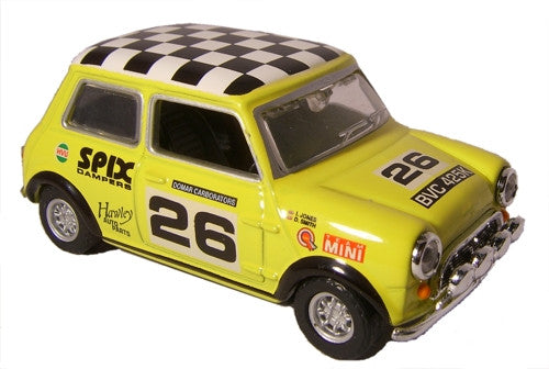 Oxford Diecast Rally - 1:43 Scale