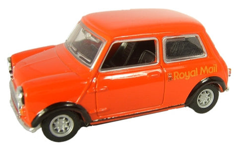 Oxford Diecast Post Office Car - 1:43 Scale