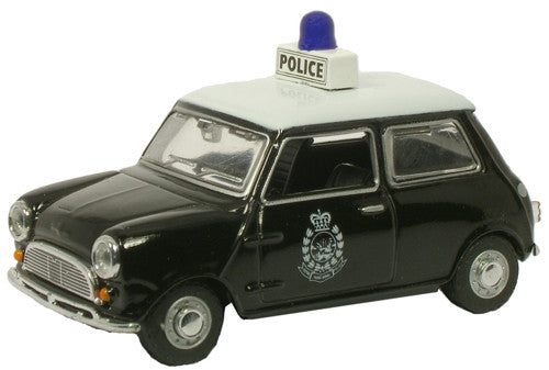 Oxford Diecast Hong Kong Police - 1:43 Scale