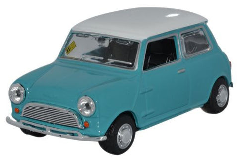 Oxford Diecast Mini - You Have Been Nicked - 1:43 Scale