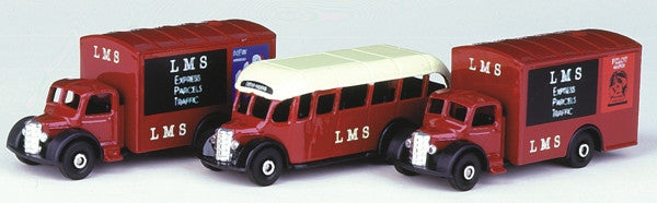 Oxford Diecast LMS
