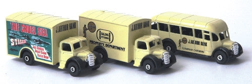 Oxford Diecast J.A. Rank