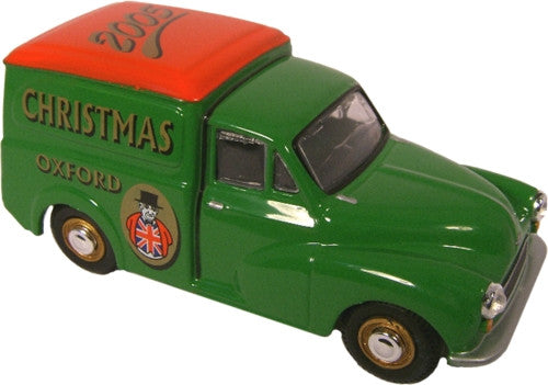 Oxford Diecast Christmas 2005 - 1:43 Scale