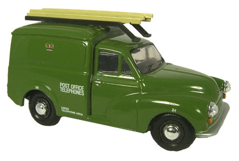 Oxford Diecast Green POT - 1:43 Scale