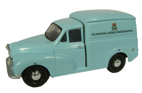 Oxford Diecast Television POT - 1:43 Scale