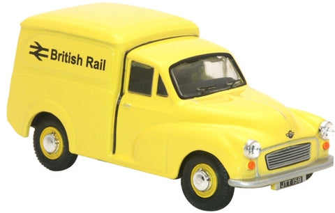 Oxford Diecast British Rail Morris 1000 Van - 1:148 Scale
