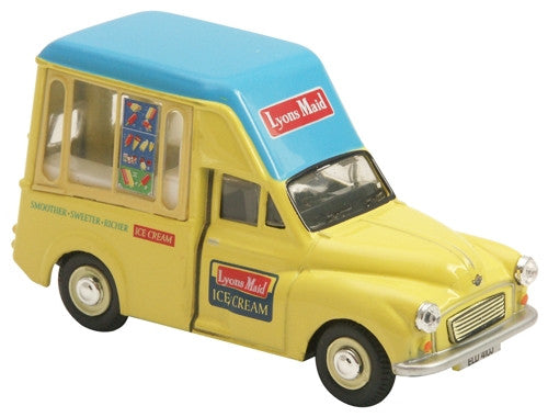 Oxford Diecast Ice Cream Lyons Maid - 1:43 Scale