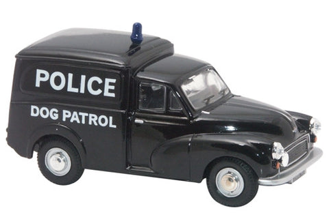 Oxford Diecast Dog Patrol - 1:43 Scale