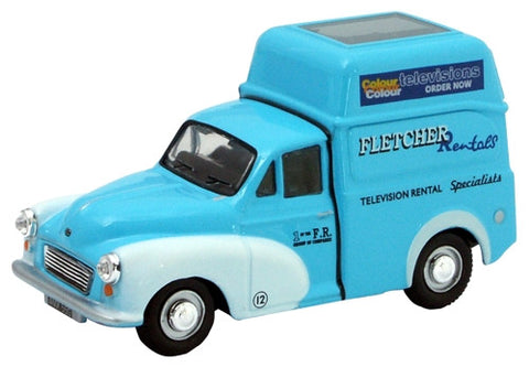Oxford Diecast Fletchers High Top - 1:43 Scale