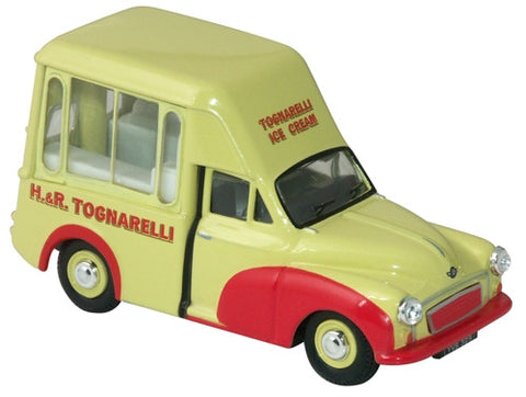 Oxford Diecast Tognarelli Ice Cream - 1:43 Scale