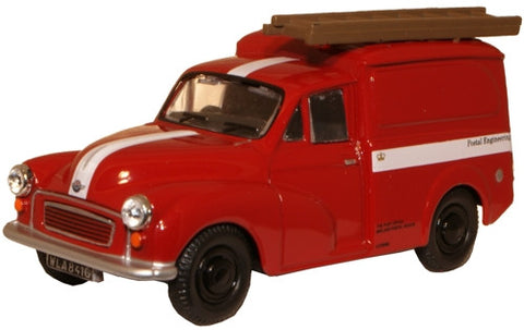 Oxford Diecast Postal Engineering Minor Van - 1:43 Scale