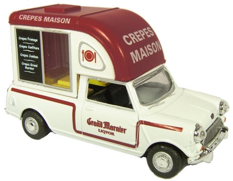 Oxford Diecast Crepes Maison - 1:43 Scale
