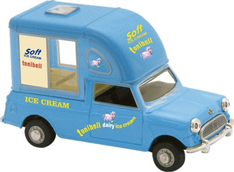 Oxford Diecast Tonibell Mini Blue - 1:43 Scale