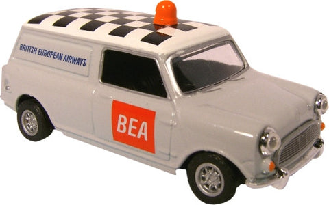 Oxford Diecast BEA - 1:43 Scale