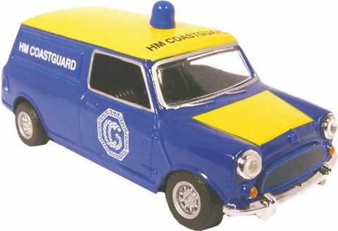 Oxford Diecast HMS Coastguard - 1:43 Scale