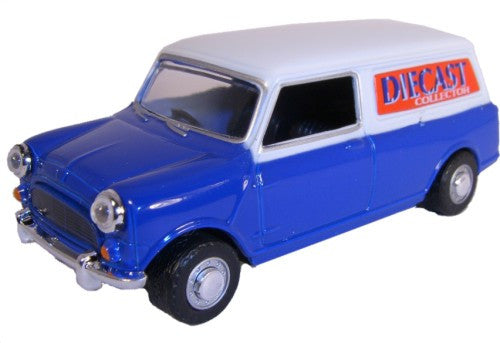 Oxford Diecast Diecast Collector Mini Van - 1:43 Scale