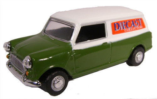 Oxford Diecast Diecast Collector Green - 1:43 Scale