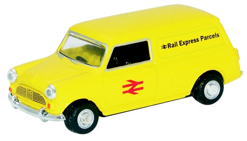 Oxford Diecast Rail Express - 1:43 Scale