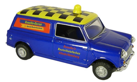 Oxford Diecast Brantho Korrux Mini Van - 1:43 Scale