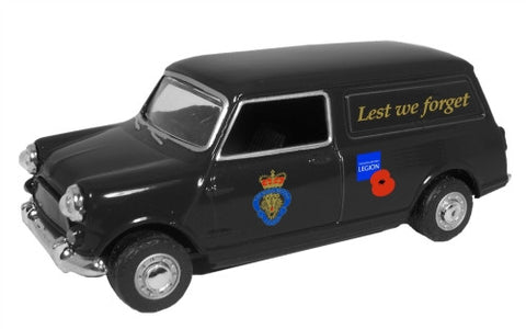 Oxford Diecast Lest We Forget - 1:43 Scale
