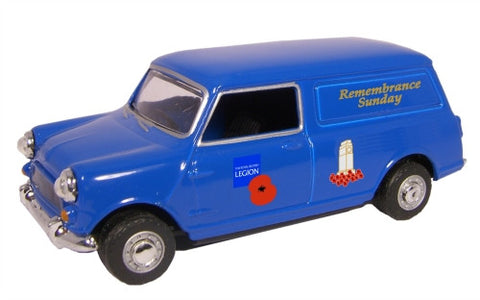 Oxford Diecast Remembrance Sunday - 1:43 Scale