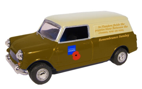 Oxford Diecast In Flanders Field - 1:43 Scale